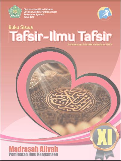 TAFSIR ILMU TAFSIR KELAS XI