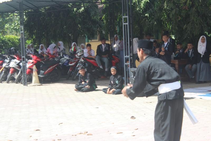 MATSAMA Demonstrasi Ekstrakurikuler