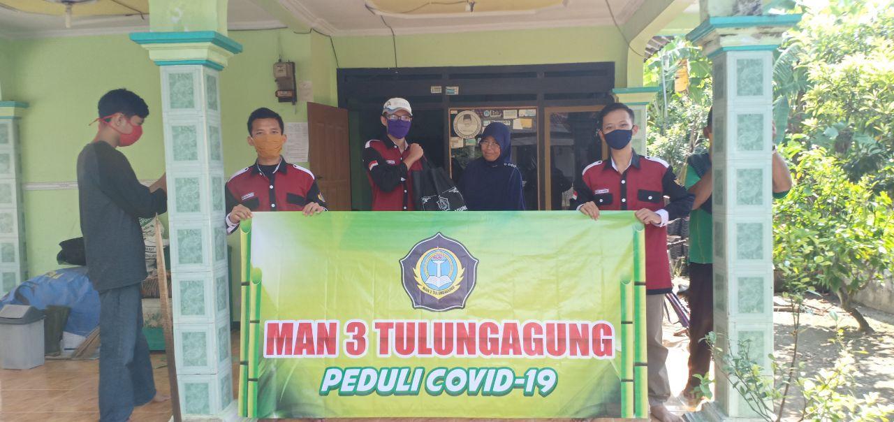 MAN 3 PEDULI COVID-19